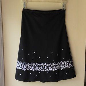 ANN TAYLOR Fully Lined Skirt Sz 0P